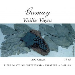 Gamay vieille vigne